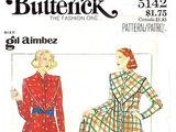 Butterick 5142 A