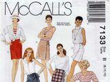 McCall's 7133 B
