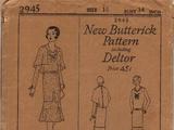 Butterick 2945