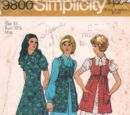 Simplicity 9800