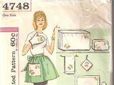 Simplicity 4748 A