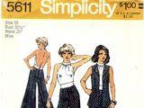 Simplicity 5611