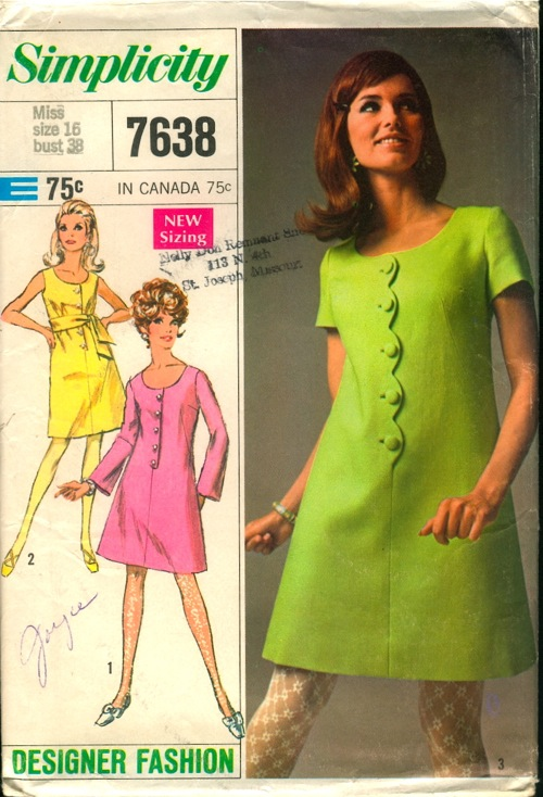 Simplicity 7638 | Vintage Sewing Patterns | FANDOM powered by Wikia