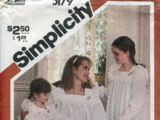 Simplicity 5179 B
