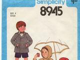 Simplicity 8945