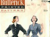 Butterick 6304
