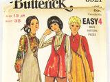 Butterick 5921 B