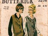 Butterick 3276 A