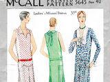 McCall 5645 A