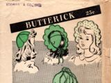 Butterick 3212 B