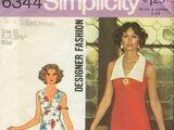Simplicity 6344