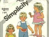 Simplicity 5469 A