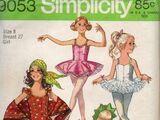Simplicity 9053 A