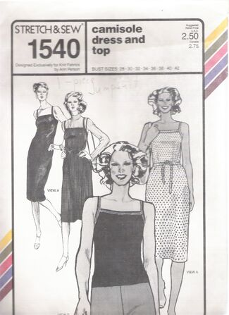 Stretch & Sew 1540 image