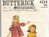Butterick 4114