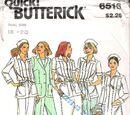 Butterick 6516 A