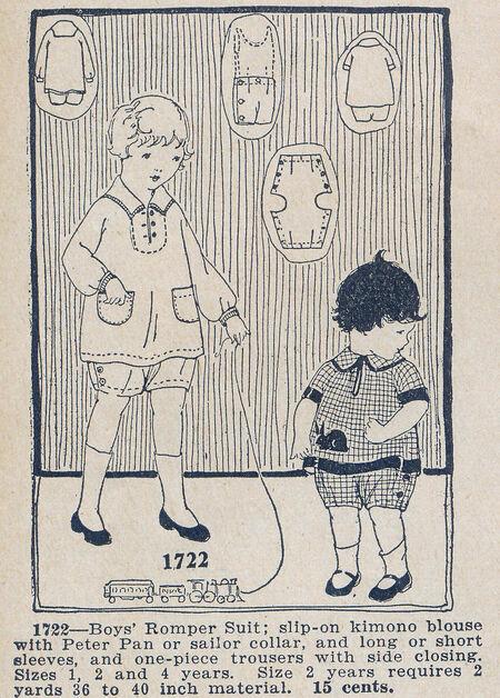 Home Dressmaker 0157 1722
