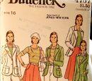Butterick 4707 A