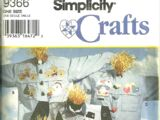 Simplicity 9366 C