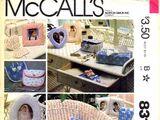 McCall's 8310 A