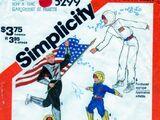 Simplicity 5299 B