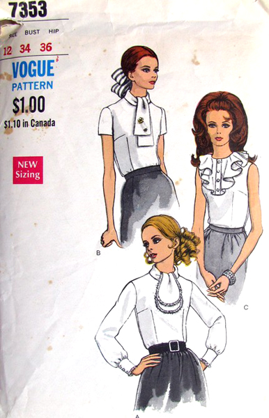 Vogue 7353 image