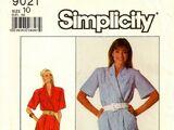 Simplicity 9021 A