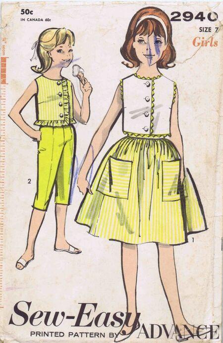 Advance 1962 2940