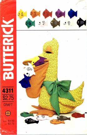 Butterick 4311