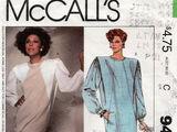 McCall's 9484 B