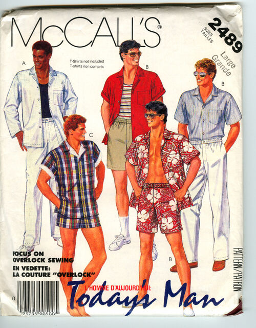 McCalls 2489
