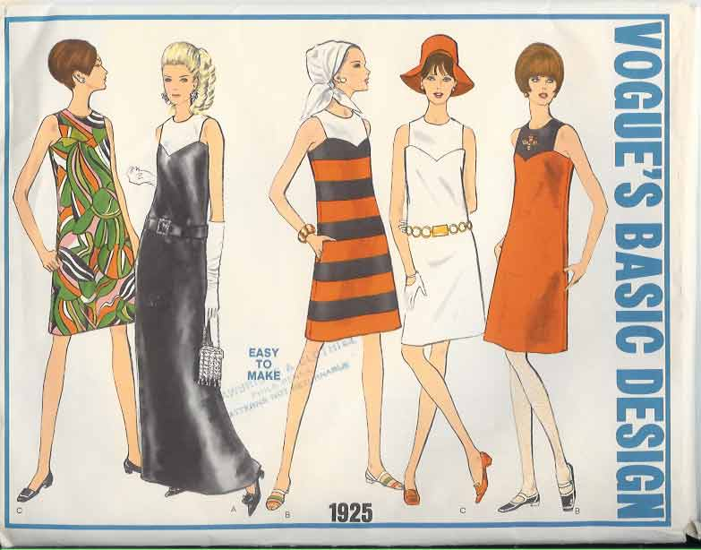 Vogue 1925 | Vintage Sewing Patterns | FANDOM powered by Wikia