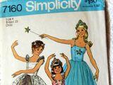 Simplicity 7160 A