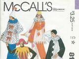 McCall's 8184 A