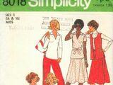 Simplicity 8018