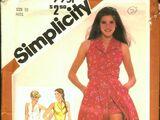 Simplicity 9951 A
