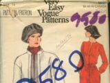 Vogue 9580