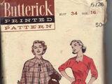 Butterick 6726