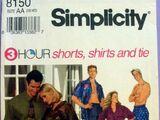Simplicity 8150 B
