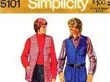 Simplicity 5101 A