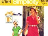 Simplicity 6199 A