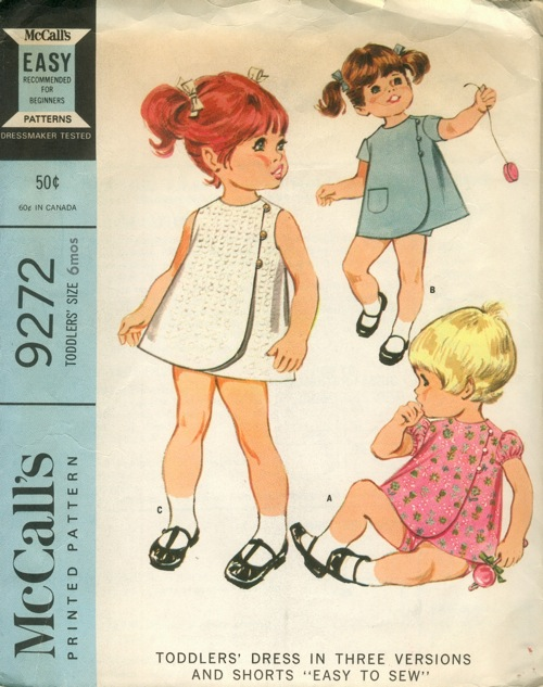 McCall\'s 9272 | Vintage Sewing Patterns | FANDOM powered by Wikia