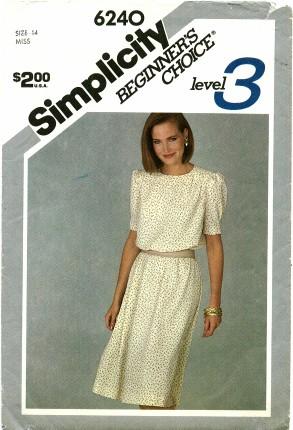 Simplicity 6240