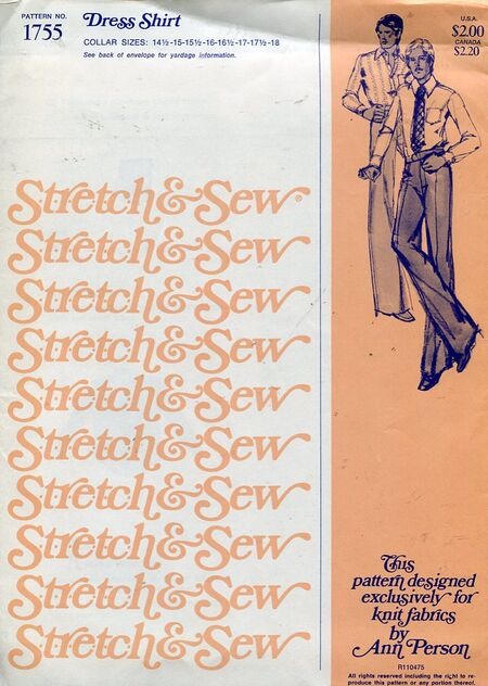 Stretch&sew1755