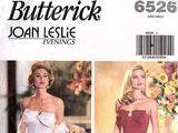 Butterick 6526 B