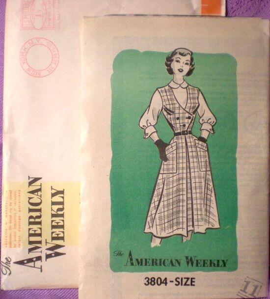 American Weekly 3804 image