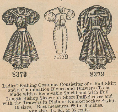 Butterick sept 1897 108 8379