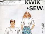 Kwik Sew 2040