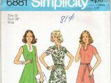 Simplicity 6881 A