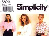 Simplicity 8620 B